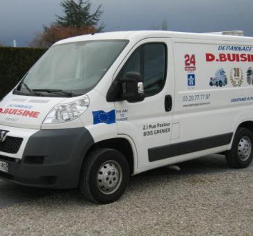 PEUGEOT BOXER - Garage BUISINE Lille