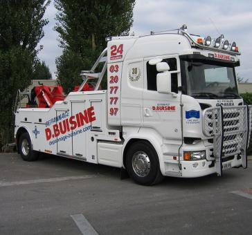 SCANIA EUROTOW 45L - Garage BUISINE Lille