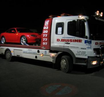ferrari 550 - Garage BUISINE Lille