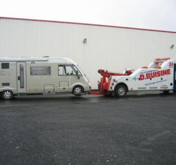 Camping car - Garage BUISINE Lille