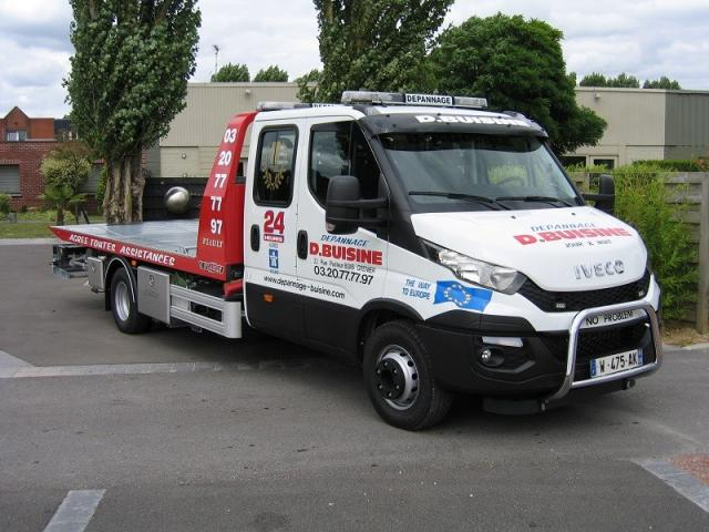 IVECO DAILY 7T